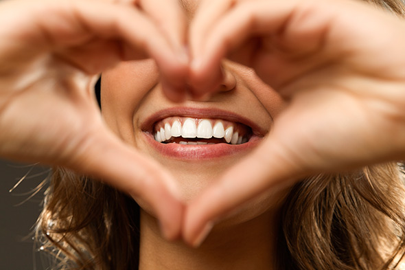 Love your teeth and people will love your smile