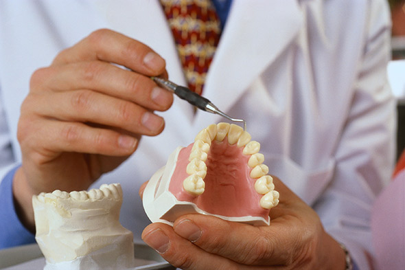 Periodontal disease is the number one cause of tooth loss in adults in first-world countries